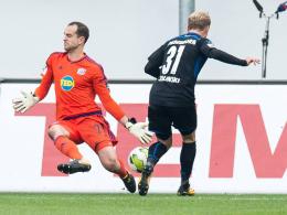 Zolinski feiert Vertrag mit zwei Toren und drei Punkten