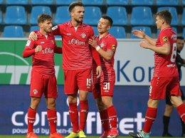 Müller köpft die Kickers in der Nachspielzeit zum Sieg