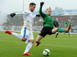 Freiberger lässt Lotte-Sieg gegen Münster liegen