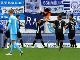Magdeburg schließt auf - Frahns Doppelpack reicht Chemnitz nicht