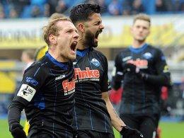 Wassey behält für Paderborn die Nerven