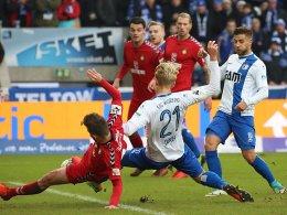 Magdeburg: Punkterekord und Tabellenführung