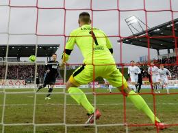 Drei Kopfballtore: Zwickau schafft das Derby-Comeback