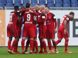 Eiskalte Wehener lassen Osnabrück keine Chance