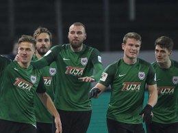 5:0! Kobylanski und Grimaldi glänzen bei Münsters Heimsieg