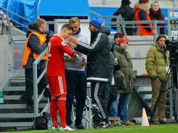 Nach acht Niederlagen: Baumgart lässt Chemnitz jubeln