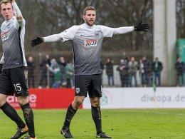 Lupenreiner Rizzi-Viererpack zwingt Werder in die Knie