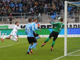 KSC setzt Minimalismus-Serie gegen Köln fort