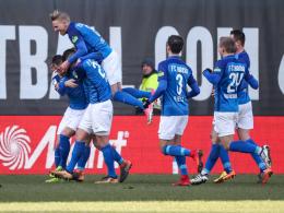 Magdeburg verzweifelt: Henning trifft, Blaswich hält dicht
