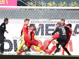 Kickers-Defensive hebelt SCP-Angriff aus