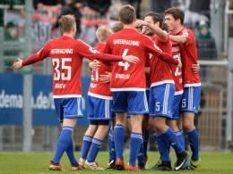 3:2 - Bigalke und Müller führen Haching zum Sieg