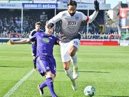 Grimaldi entscheidet Derby für Münster
