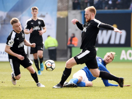 Nächste Nullnummer: Rostock weiter sieglos
