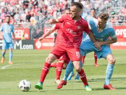 Würzburgs Sieges-Serie endet gegen Chemnitz