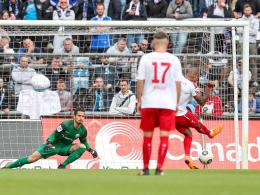 Kein Sieger in Köln - Keita-Ruel vergibt vom Punkt