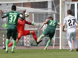Kazior bringt Werder-Sieg zum Abschied