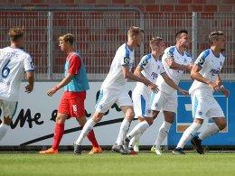 Nächster Sieg: Langlitz lässt Lotte spät jubeln