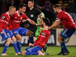 Hachings Schimmer verdirbt Löwen den Derbysieg
