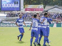 4:2 - Meppen gelingt Befreiungsschlag gegen BTSV