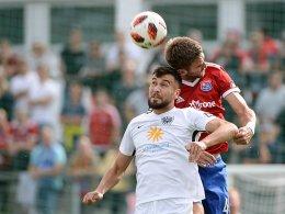 Menigs Volleykracher beschert Münster Punkt bei Haching