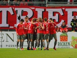 1:2 gegen Halle! Energie-Serie endet nach 27 Spielen