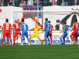 Biankadi und Hilßner retten Rostock einen Punkt