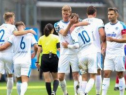 Eiskalte Sportfreunde: Wegkamp erlöst Lotte