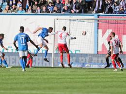 3:1: Hansa reichen 45 starke Minuten gegen Köln