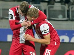 Frontzecks goldenes Händchen: Joker retten FCK