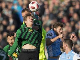 Kobylanski verpasst kurz vor Schluss den Sieg