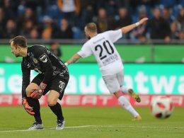 Tristesse in Braunschweig: Uerdingen gewinnt 2:0