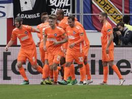 Karlsruhe zittert sich zum Sieg