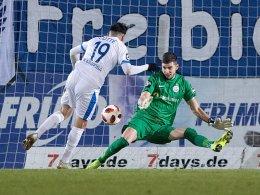 Karweina beendet die Rostocker Serie