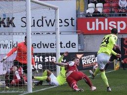 Kein Sieger am Betze: FCK und Wehen trennen sich torlos
