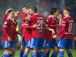 5:0! Haching watscht Kaiserslautern ab