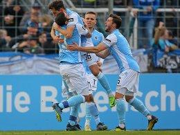 2:0 gegen Zwickau: Löwen stoppen Negativlauf