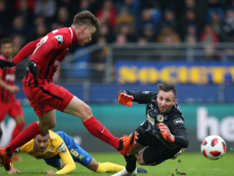 Wiesbaden hält Relegationsplatz dank Diawusie im Blick