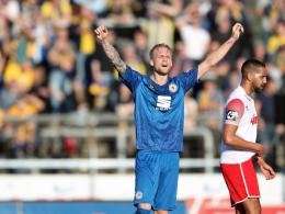 Nach 0:1: Hofmann dreht Partie gegen Fortuna