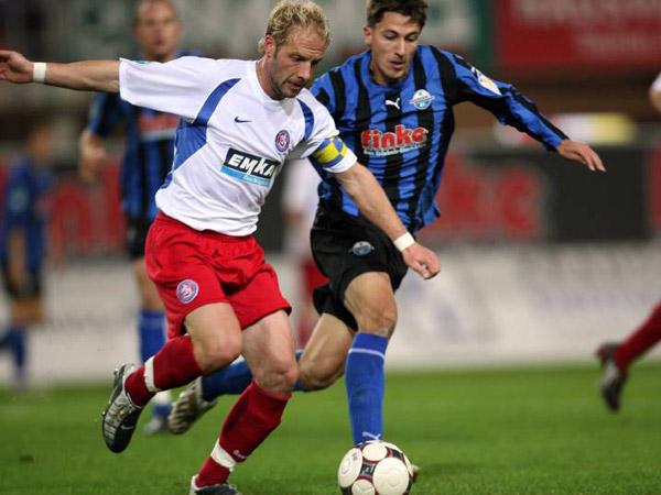 Björn Weikl (links) und Jens Wemmer