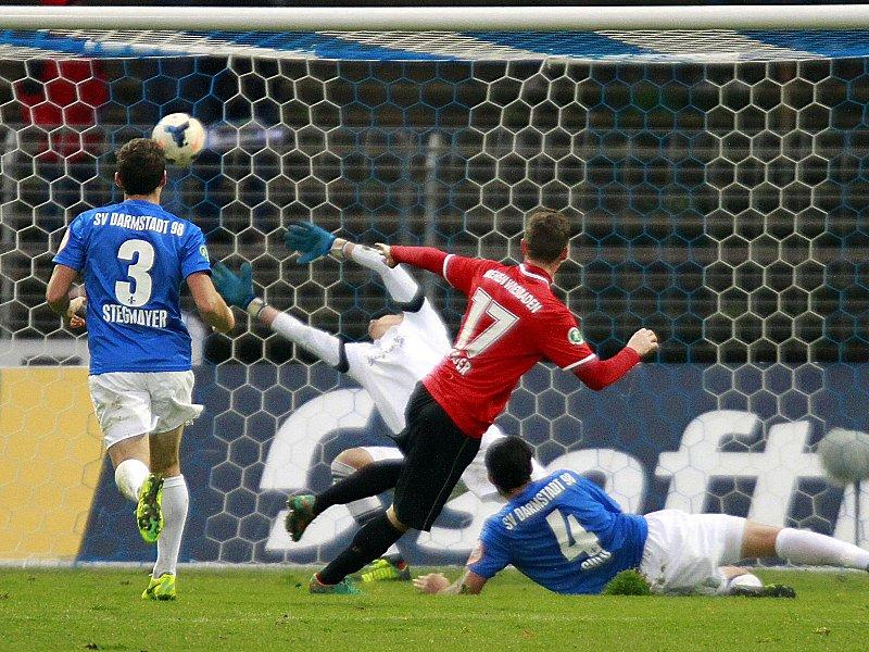 Sv Darmstadt 98 Sv Wehen Wiesbaden 2 2 3 Liga Saison 2013 14