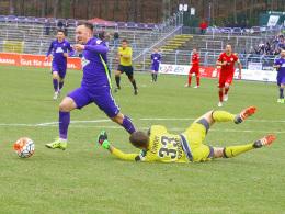 Kvesic-Elfer bringt wichtigen Sieg gegen VfB II