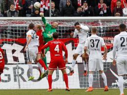 Würzburger Kickers vs. Werder Bremen II