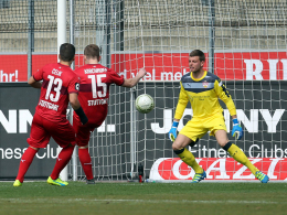 Kickers gewinnen Stadtduell klar