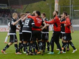 Sukuta-Pasu haucht Energie Leben ein - VfB wohl abgestiegen
