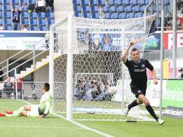 3:1 - Paderborn ist in Liga 3 angekommen