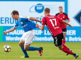 Rostock kommt nicht �ber 0:0 hinaus