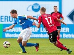 Rostock kommt nicht �ber 0:0 hinaus