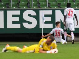Ulisses Garcia leitet Werders ersten Heimsieg ein