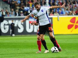 Pechvogel Hoheneder bringt Osnabrück den Sieg