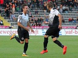1:1 gegen Halle: VfR Aalen weiter ungeschlagen